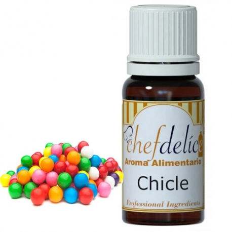 AROMA DE CHICLE CHEFDELICE