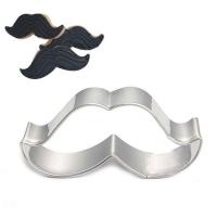 cortador galletas bigote