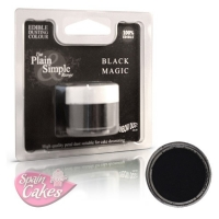 colorante comestible BLACK MAGIC RAINBOW DUST