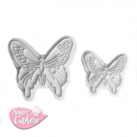 cortador mariposas fondant