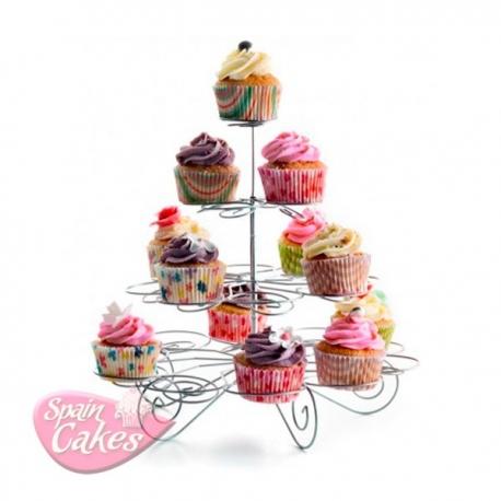 espositor 23 cupcakes