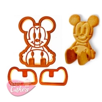 MICKEY GALLETA 3D