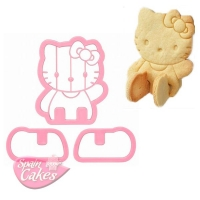 KITTY GALLETA 3D
