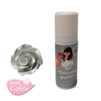 SPRAY COMESTIBLE PLATEADO SOLCHIM