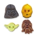 CORTADORES DE GALLETAS STAR WARS