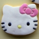 HELLO KITTY - SET DE 2 CORTADORES