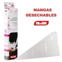 MANGAS DESECHABLES IBILI