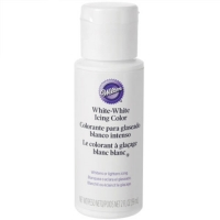 Colorante blanco intenso Wilton