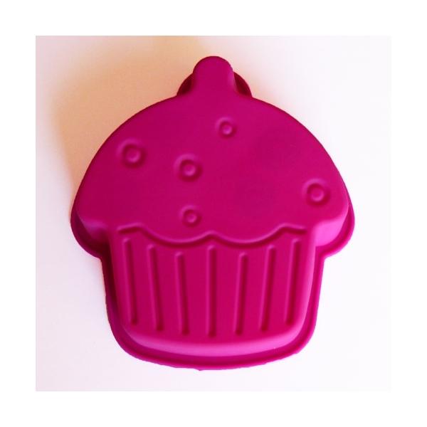 Molde de silicona en forma de cupcake - Moldes cupcakes silicona ...