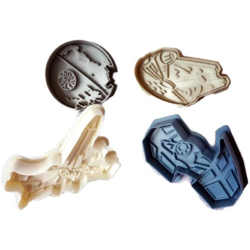 galletas naves star wars